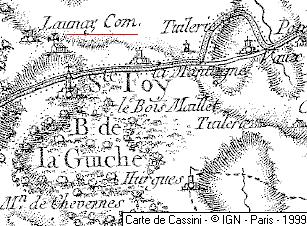 Maison du Temple de Launay