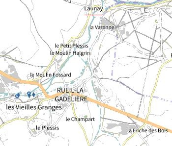 Domaine du Temple Launay-au-Perche