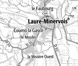 Domaine du Temple de Laure-Minervois