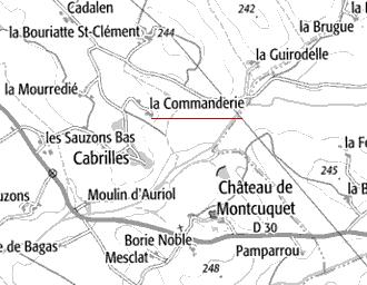 Maison du Temple de Lautrec