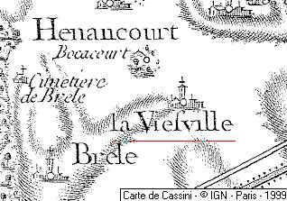 Maison du Temple de Laviéville