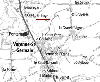 Domaine du Temple de Laye