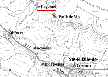 Domaine du Temple de Frayssinet