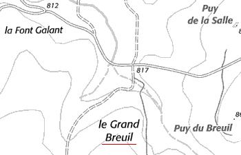 Domaine du Temple de Breuil
