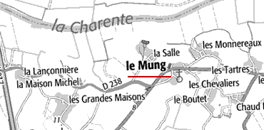 Maison du Temple de Le Mung
