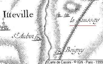 Maison du Temple Le Saussay