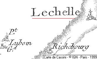 Domaine du Temple de Léchelle