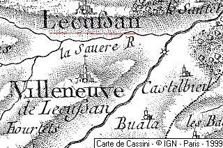Biens du Temple de Lécussan
