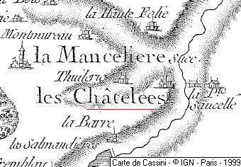 Domaine du Temple Les Châtelets