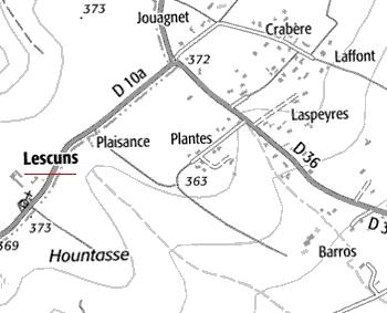 Domaine du Temple de Lescuns