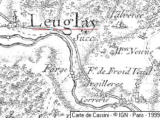 Fief du Temple de Leuglay