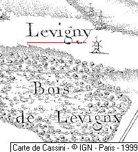 Domaine du Temple de Lévigny