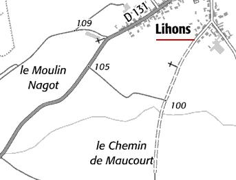 Domaine du Temple de Lihons