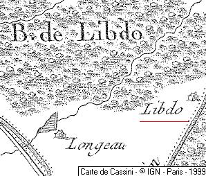 Maison du Temple de Libdeau