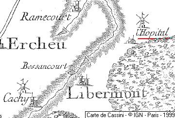 Domaine du Temple de Libermont