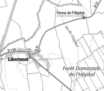 Domaine du Temple l'Hôpital