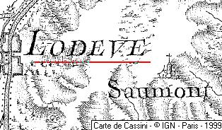 Maison du Temple de Lodève