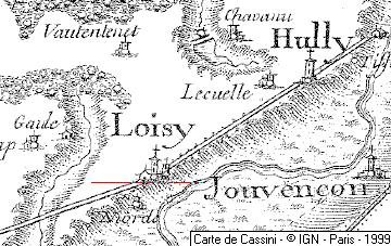 Domaine du  Temple à Loisy