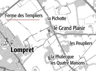 Domaine du Temple de Lompret