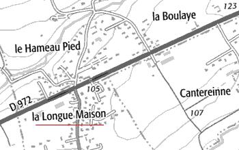Domaine du Temple de La Longue-Maison