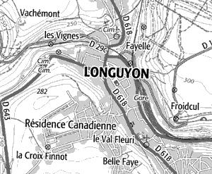 Maison du Temple de Longuyon