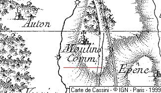 Maison du Temple de Moulins