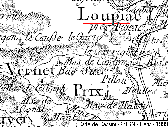 Maison du Temple de Loupiac