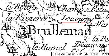 Domaine du Temple de Louvigny
