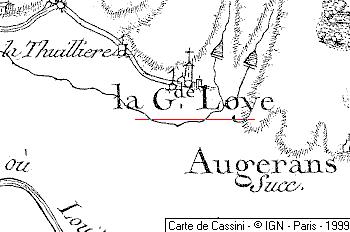 Maison du Temple de La Loye
