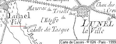Domaine du Temple de Lunel