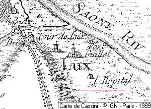 Domaine du Temple de Lux