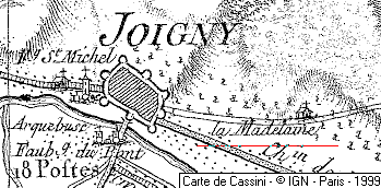 Maison du Temple La Madeleine-lez-Joigny