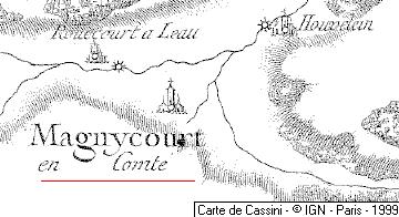 Domaine du Temple Magnicourt