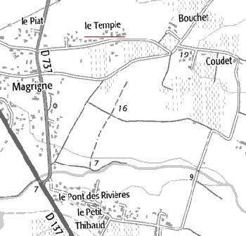 Chapelle du Temple de Magrigne