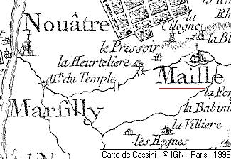 Ville de Maillé