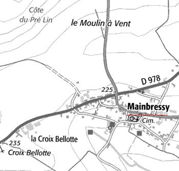 Seigneurie du Temple de Mainbressy
