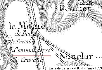 Domaine du Temple de Maine-de-Boixe