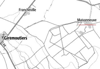 Domaine du Temple de Maisonneuve
