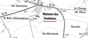 Domaine du Temple de Maisons-les-Soulaines