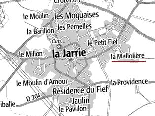 Domaine du Temple de La Mallolière
