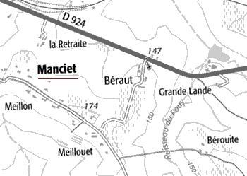Maison du Temple de Manciet