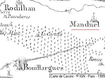 Domaine du Temple de Manduel