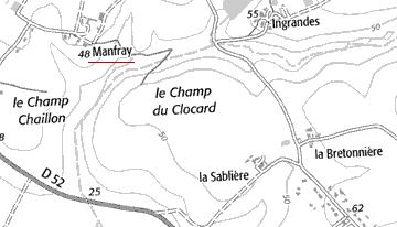 Métaire de l'Hôpital de Manfray