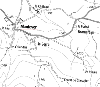 Domaine du Temple de Manteyer
