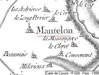 Domaine du Temple de Manthelon