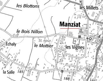 Domaine du Temple de Manziat