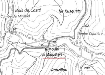 Domaine du Temple de Maquefave