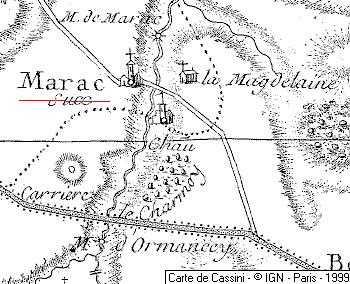 Seigneurie du Temple de Marac