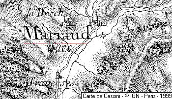 Domaine du Temple de Mariaud