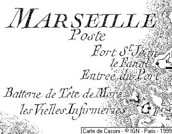 Maison du Temple de Marseille